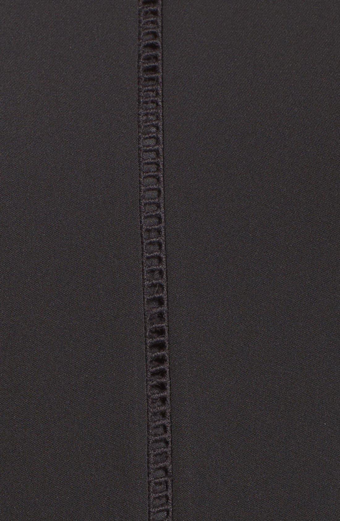 Alternate Image 6  - Adelyn Rae Long Sleeve Romper