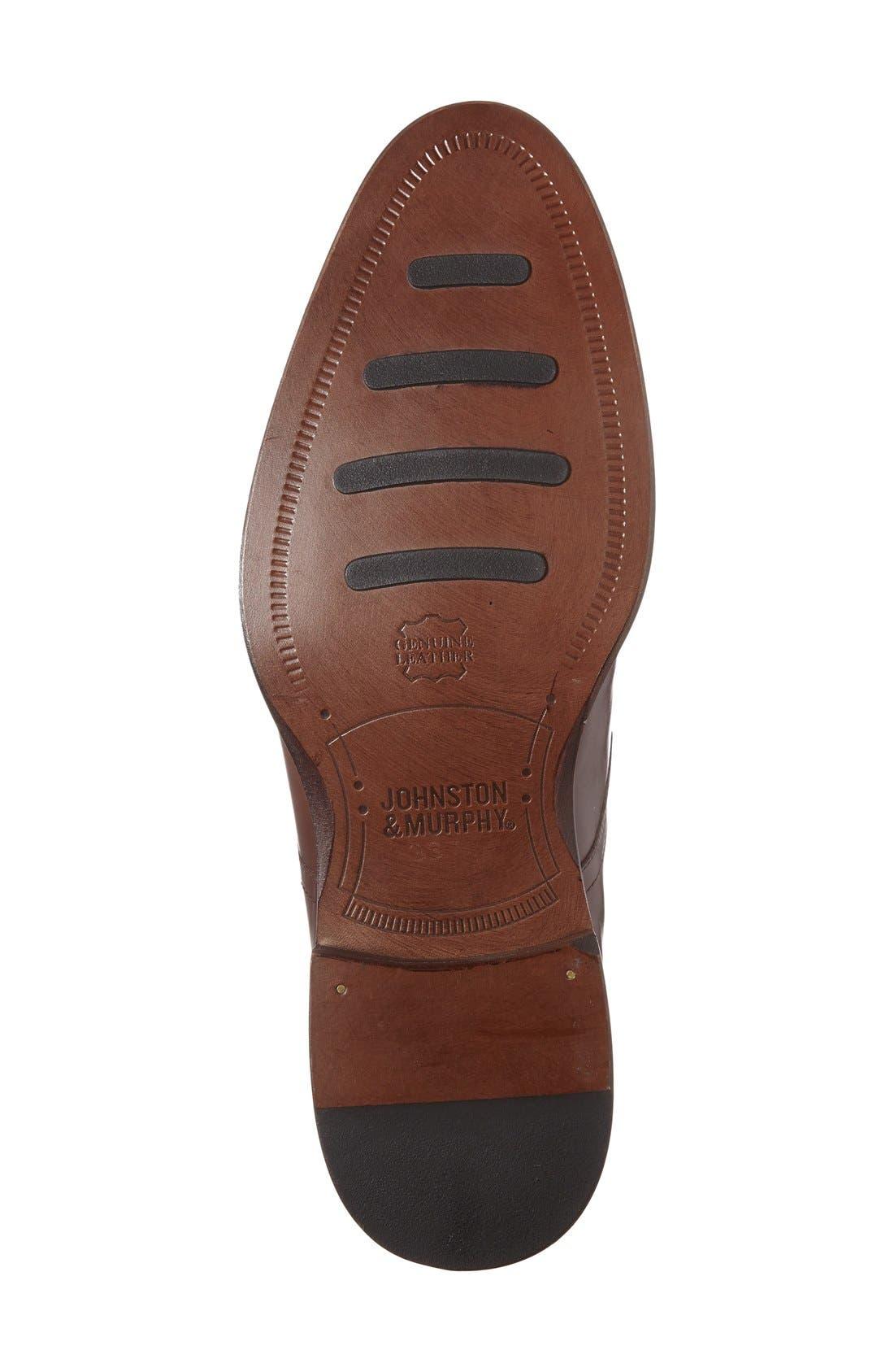 Alternate Image 4  - Johnston & Murphy 'Nolen' Double Monk Strap Shoe (Men)