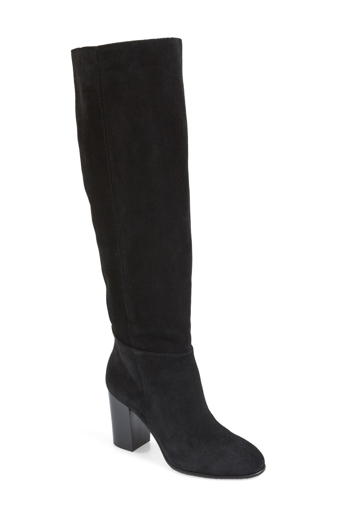 Alternate Image 1 Selected - Sam Edelman 'Silas' Knee High Boot (Women)