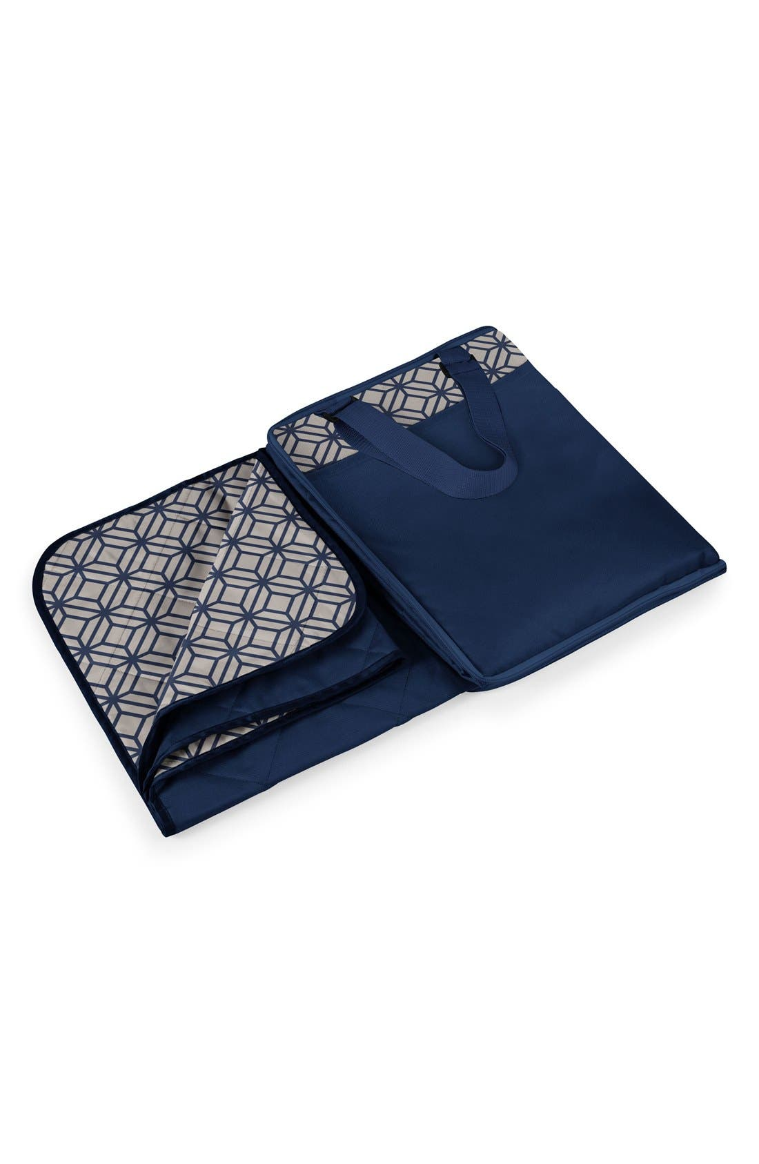 PICNIC TIME 'Vista XL' Fold-Up Blanket Tote