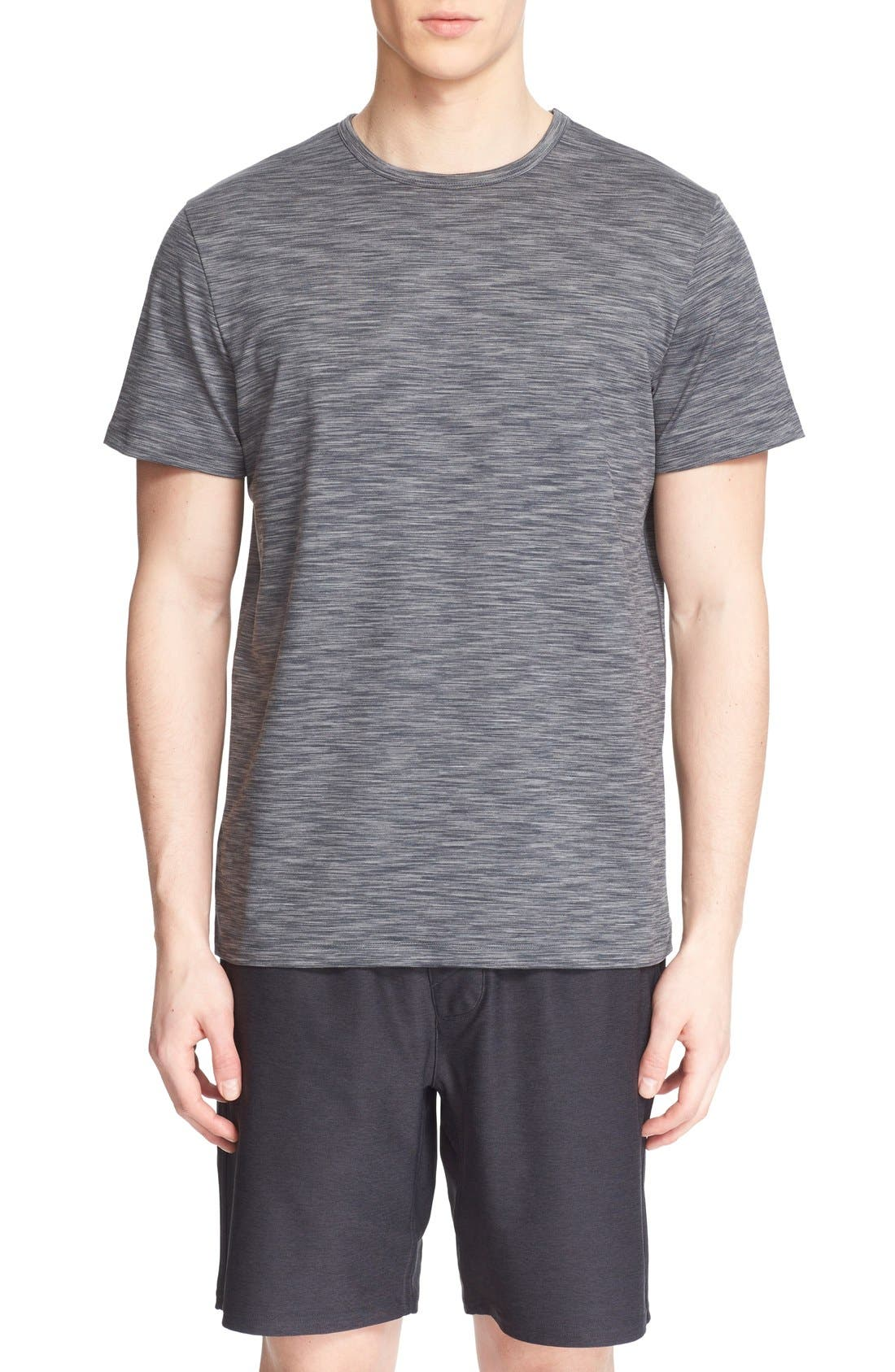 A.P.C. and Outdoor Voices 'Austin' Space-Dyed T-Shirt