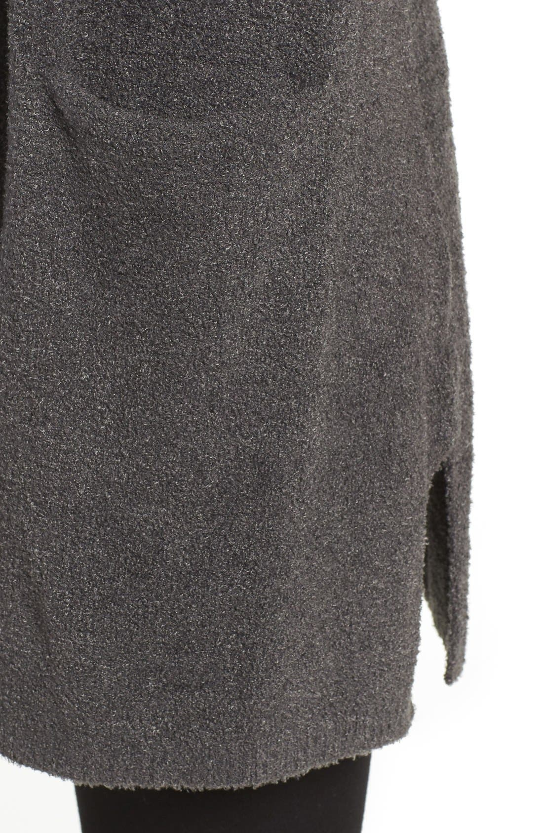Alternate Image 4  - Barefoot Dreams® CozyChic Lite® Long Essential Cardigan