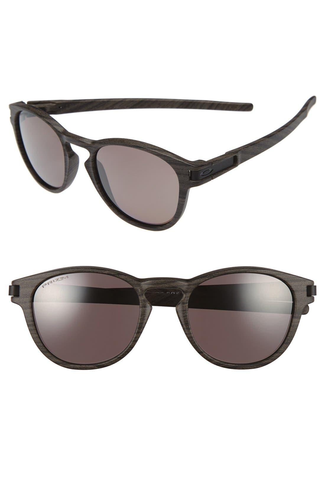 OAKLEY 'Latch™' 53mm Polarized Sunglasses
