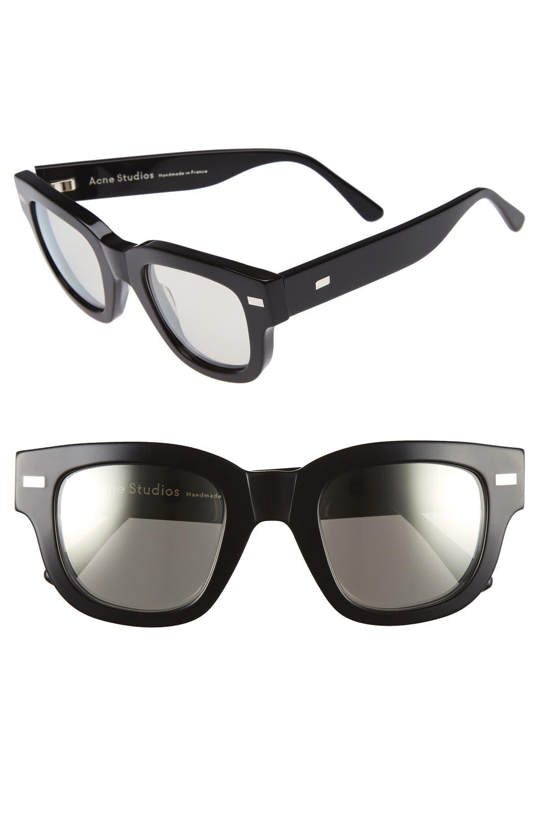 ACNE Studios 'Frame' 48mm Sunglasses