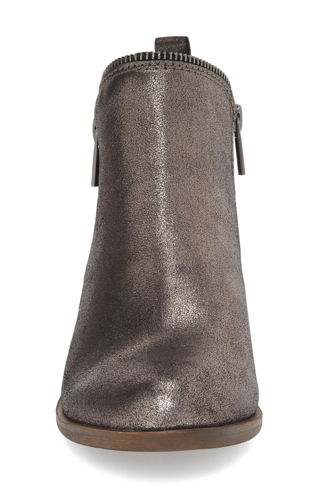Alternate Image 3  - Lucky Brand 'Bartalino' Bootie (Women)