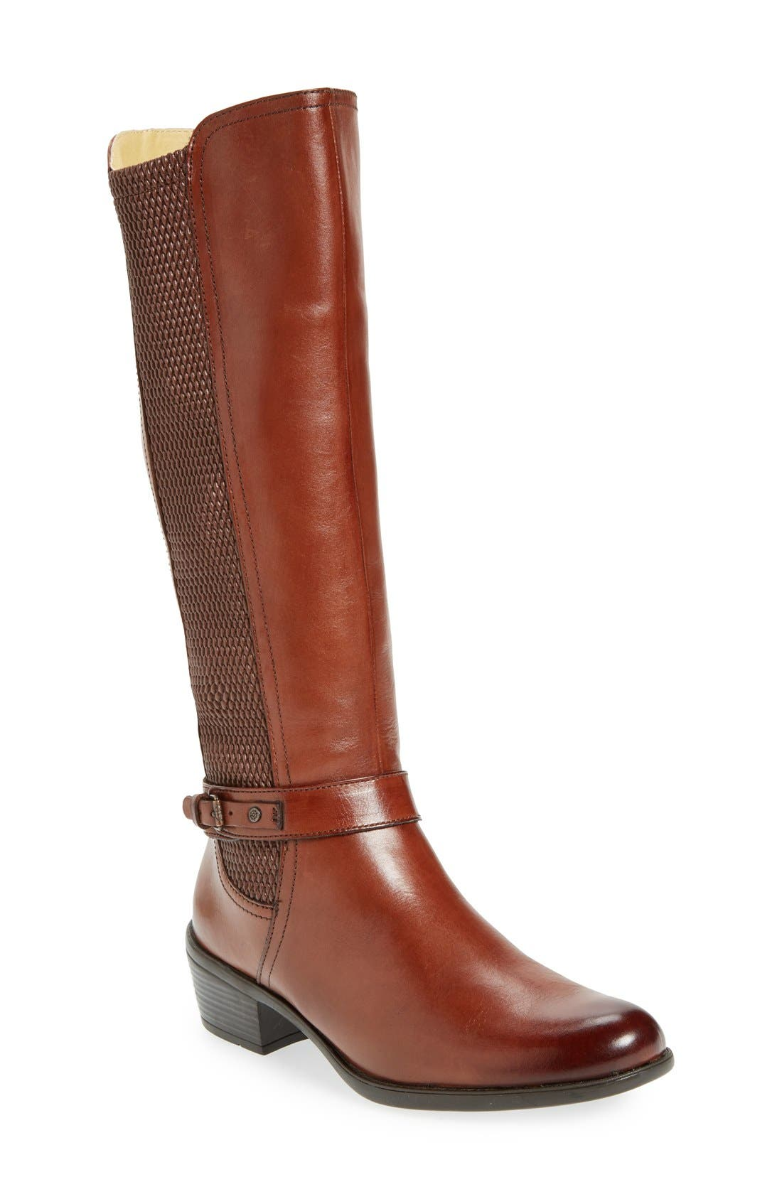 Alternate Image 1 Selected - Bussola 'Arad' Riding Boot (Women)