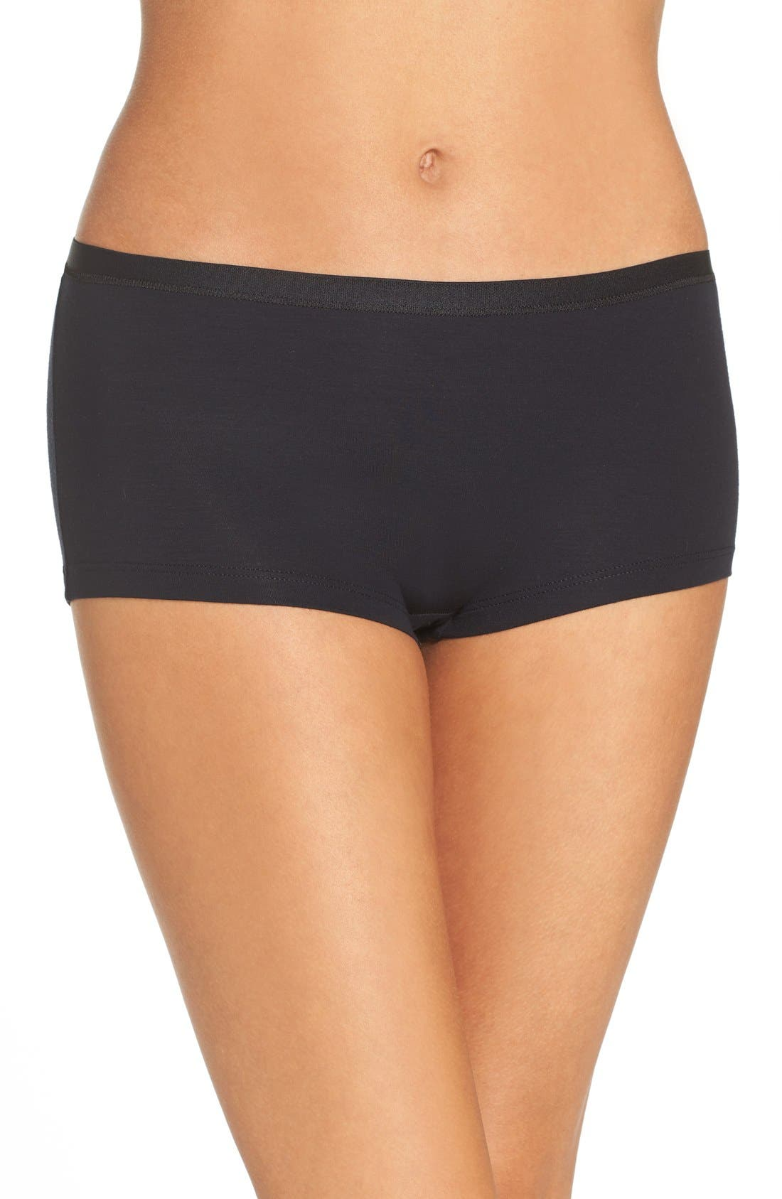 Hanro Soft Touch Stretch Modal Boyshorts