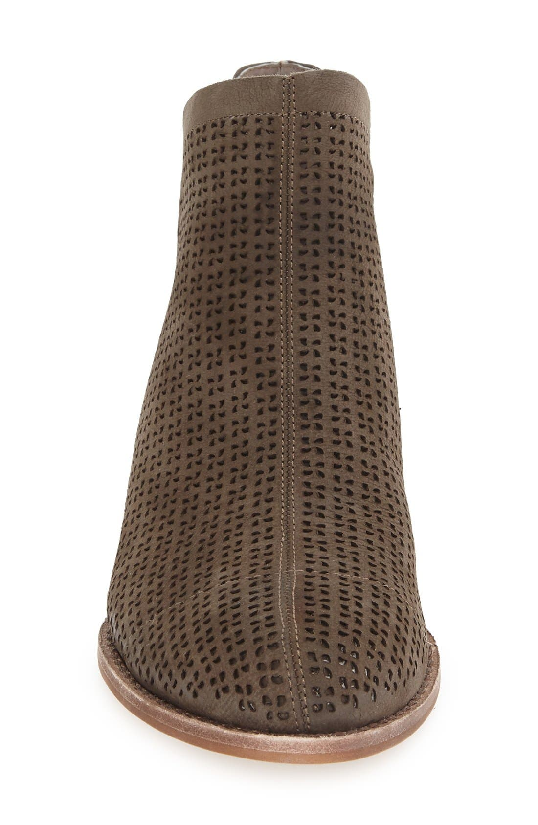 Alternate Image 3  - Vince Camuto Celena Perforated Bootie (Women)