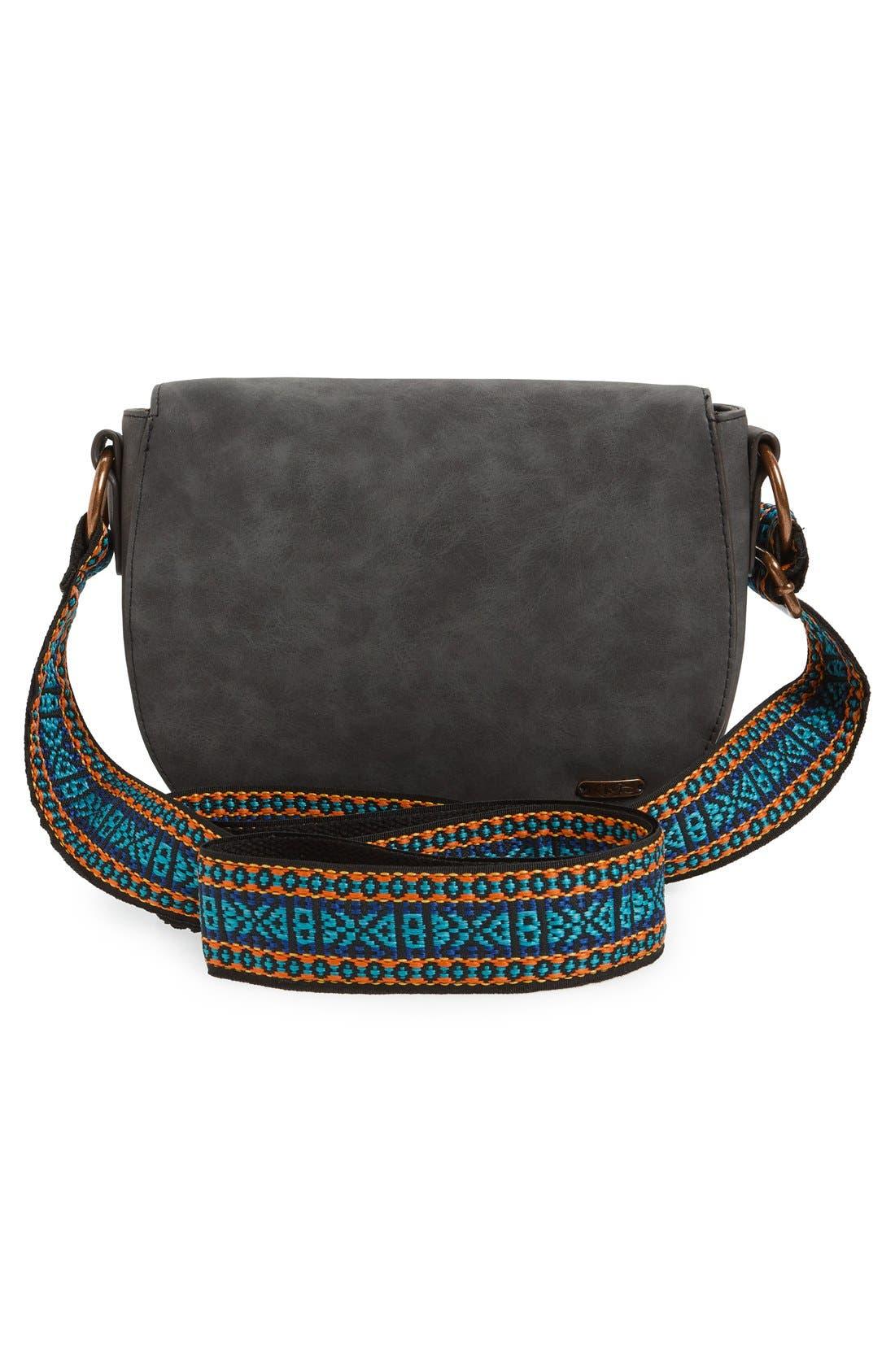 Alternate Image 3  - Elle & Jae Gypset 'Marrakesh' Faux Suede Crossbody Bag