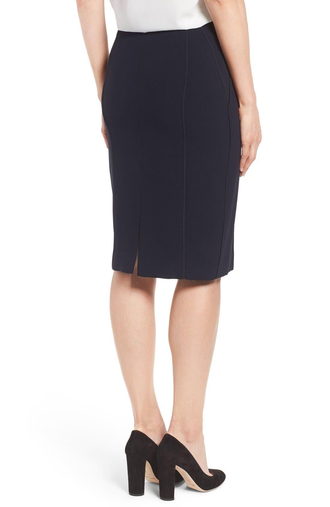 Alternate Image 2  - Elie Tahari 'Jasper' Pencil Skirt
