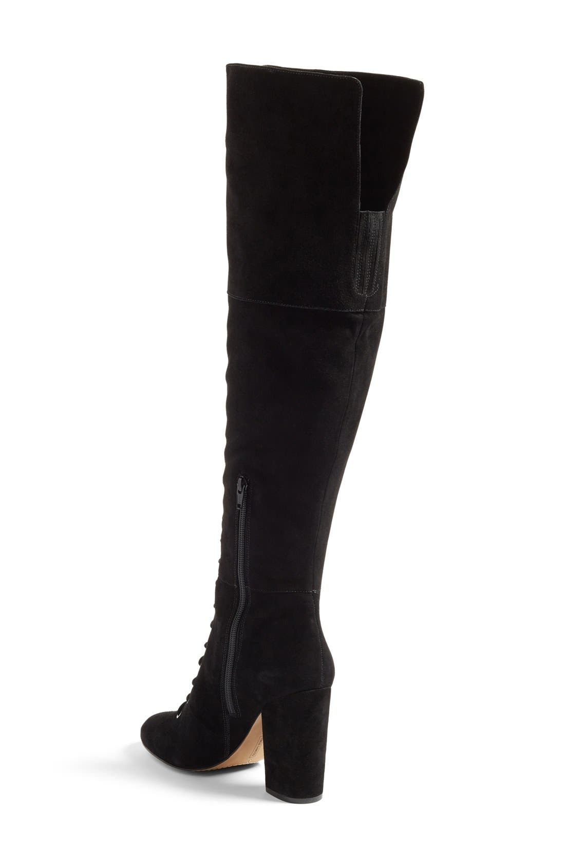 Alternate Image 2  - Vince Camuto 'Felana' Over the Knee Boot (Women)