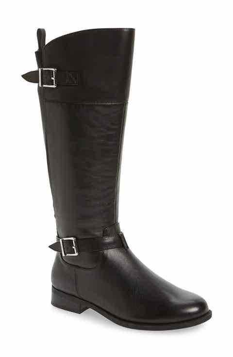 Women's Knee-High Medium Comfort Boots: Short & Tall | Nordstrom
