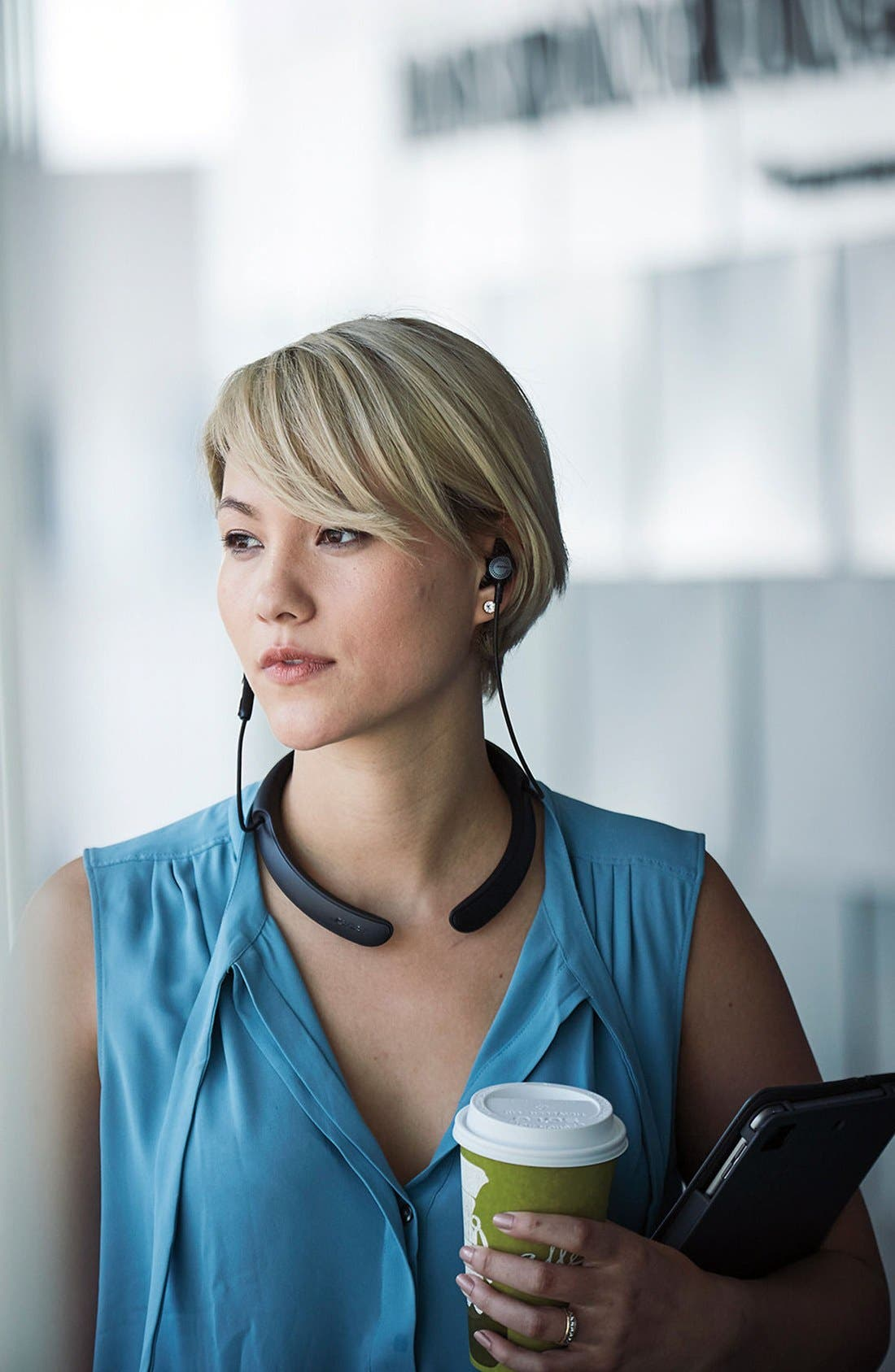 Alternate Image 18  - Bose® QuietControl® 30 In-Ear Noise Canceling Wireless Headphones