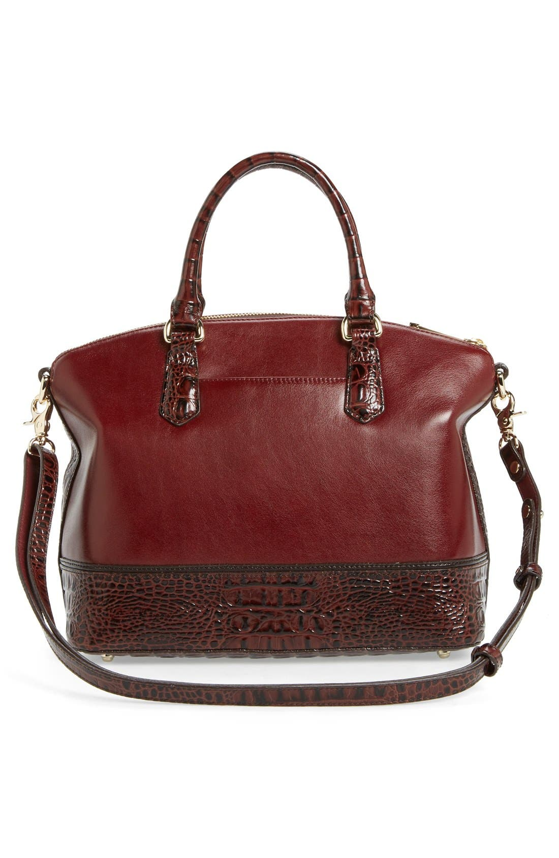 Alternate Image 3  - Brahmin 'Duxbury' Leather Satchel