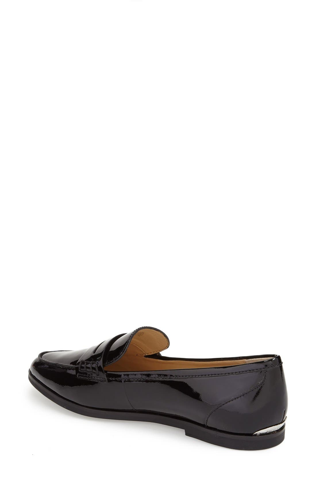 Alternate Image 2  - MICHAEL Michael Kors 'Connor' Penny Loafer (Women)