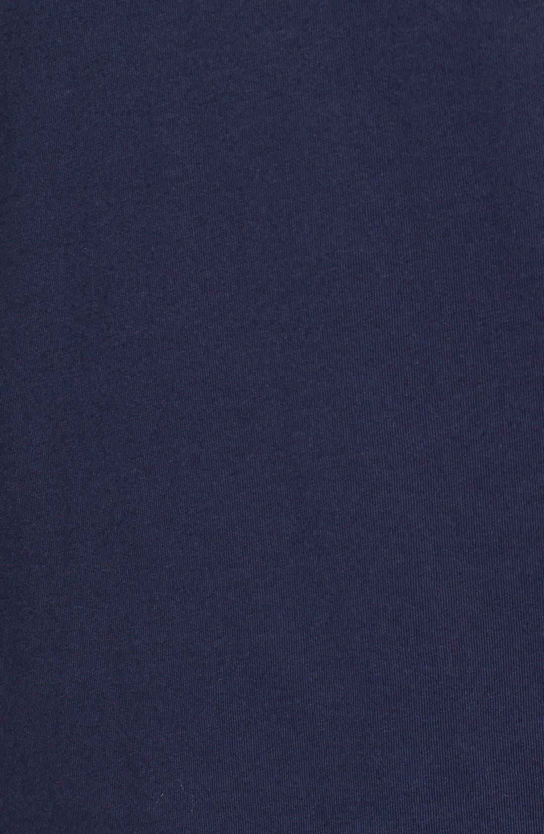 Alternate Image 6  - Polo Ralph Lauren 3-Pack Trim Fit T-Shirt