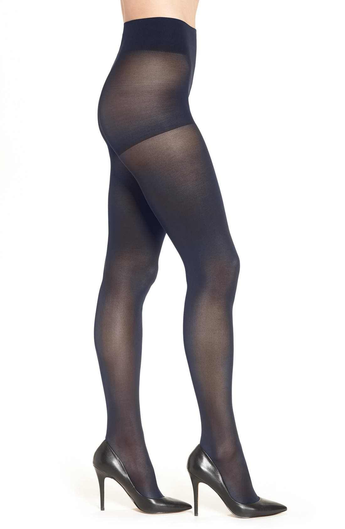 DKNY Opaque Control Top Tights (2 for $30)