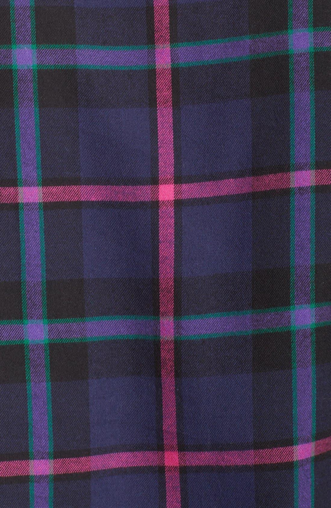 Alternate Image 6  - Lauren Ralph Lauren Twill Pajamas