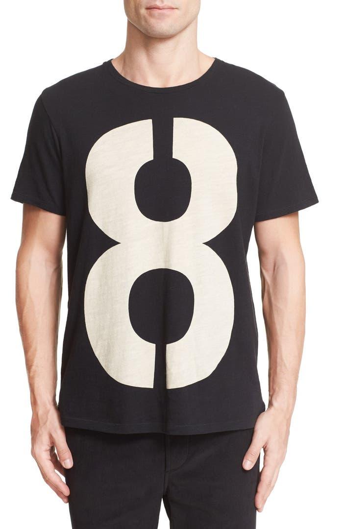 Rag bone graphic t shirt nordstrom for Rag and bone t shirts