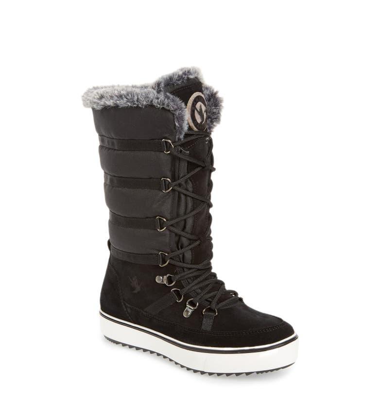 Santana Canada Mackenzie Faux Fur Waterproof Boot Women