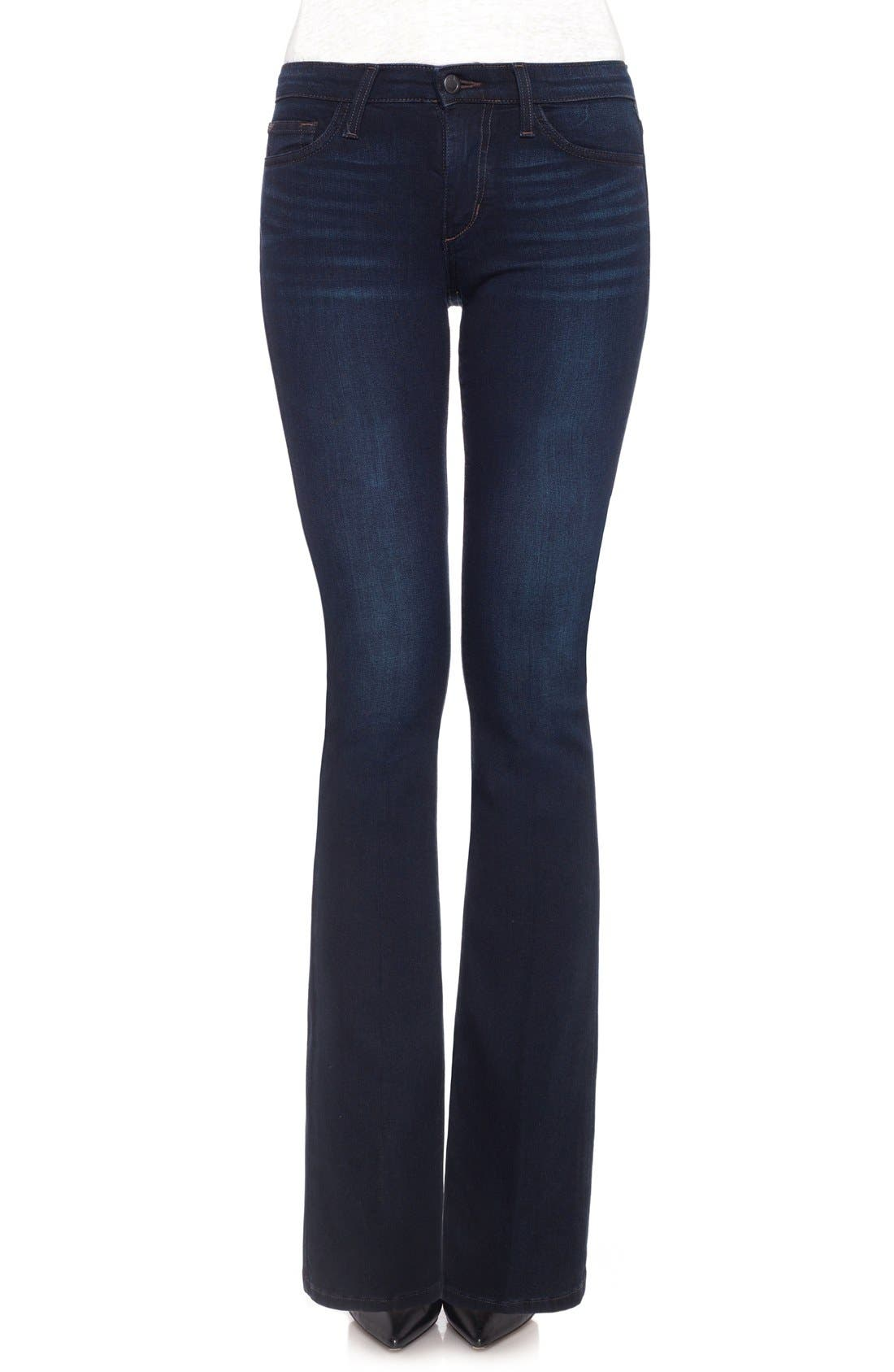 Alternate Image 1 Selected - Joe's 'Flawless - Provocateur' Bootcut Jeans (Selma) (Petite)