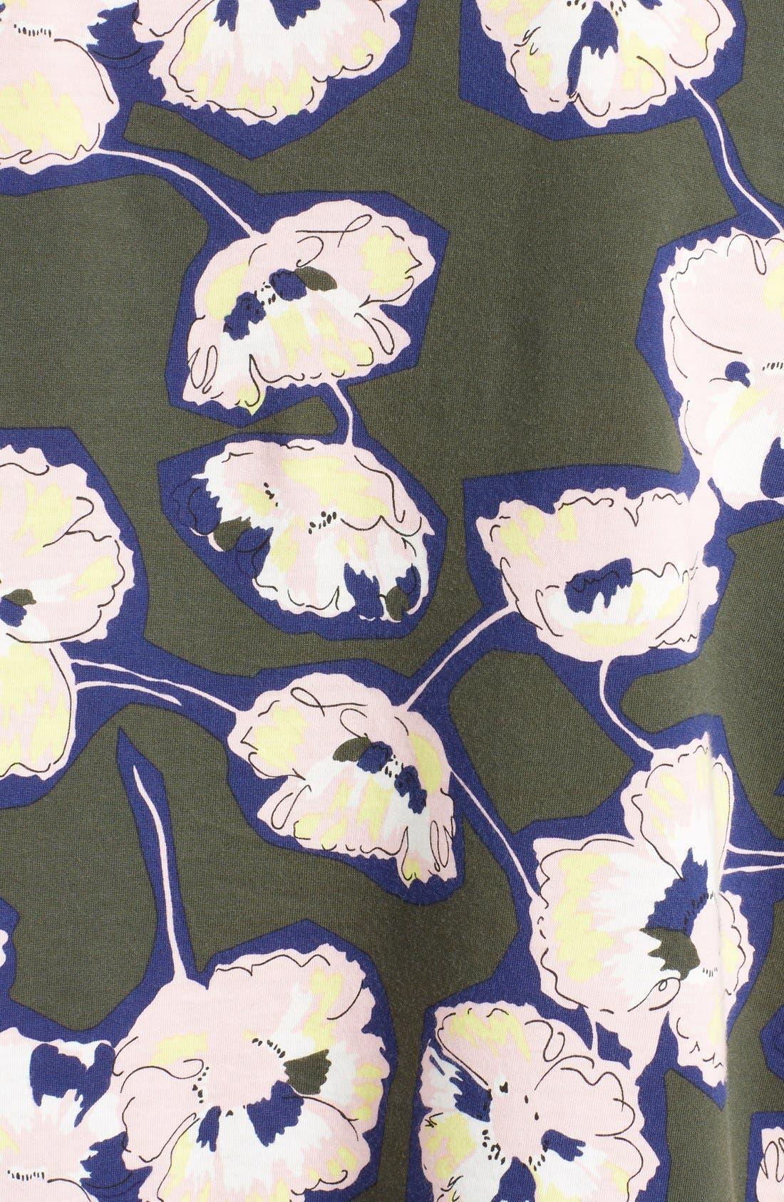 Alternate Image 3  - Marni Whisper Print Cotton Jersey Tee