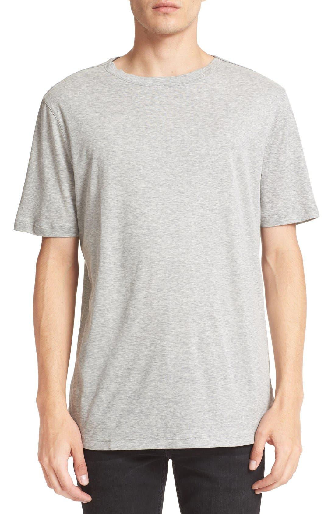 HELMUT LANG Brushed Jersey T-Shirt