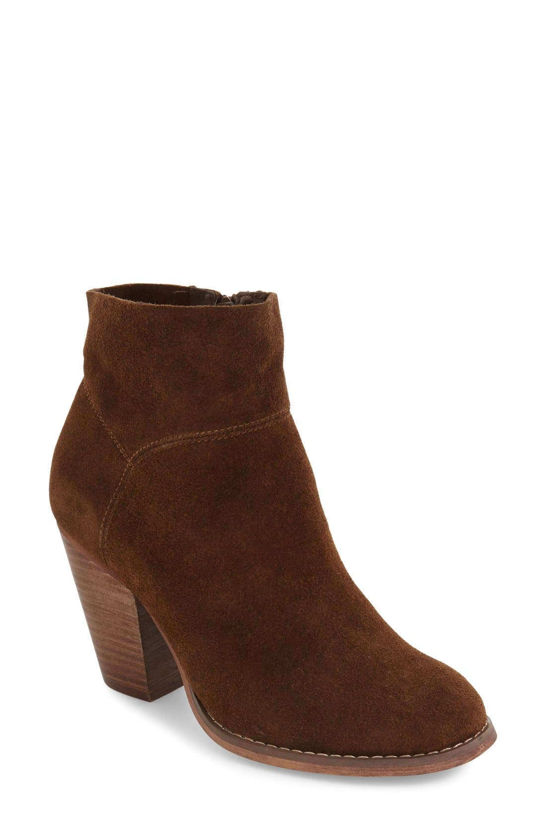 Alternate Image 1 Selected - Sole Society Alexi Bootie (Women)