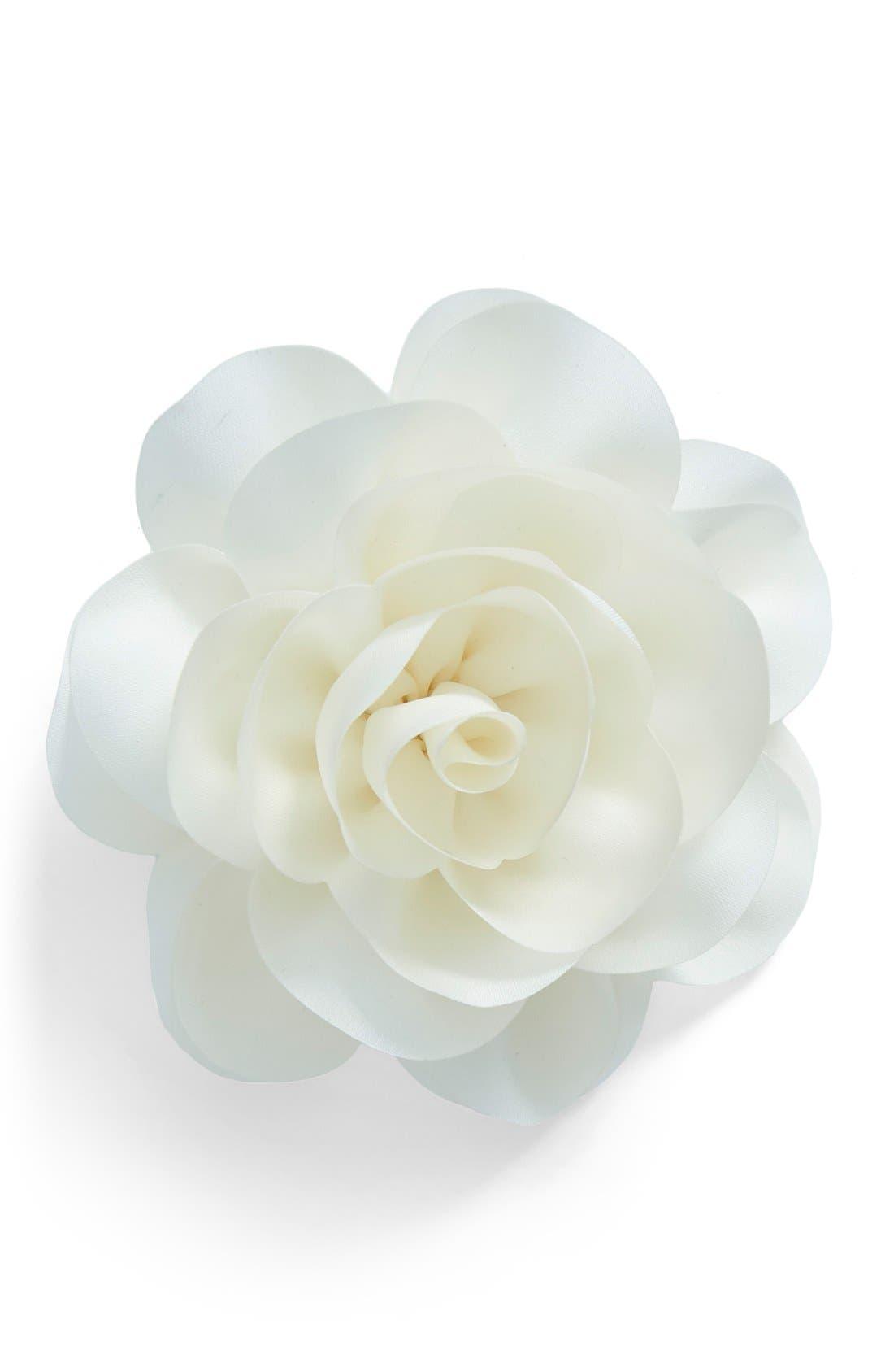 Alternate Image 1 Selected - Cara Flower Pin
