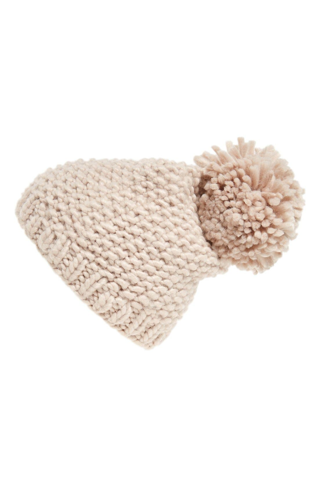 Alternate Image 1 Selected - Shiraleah 'Innis' Knit Beanie
