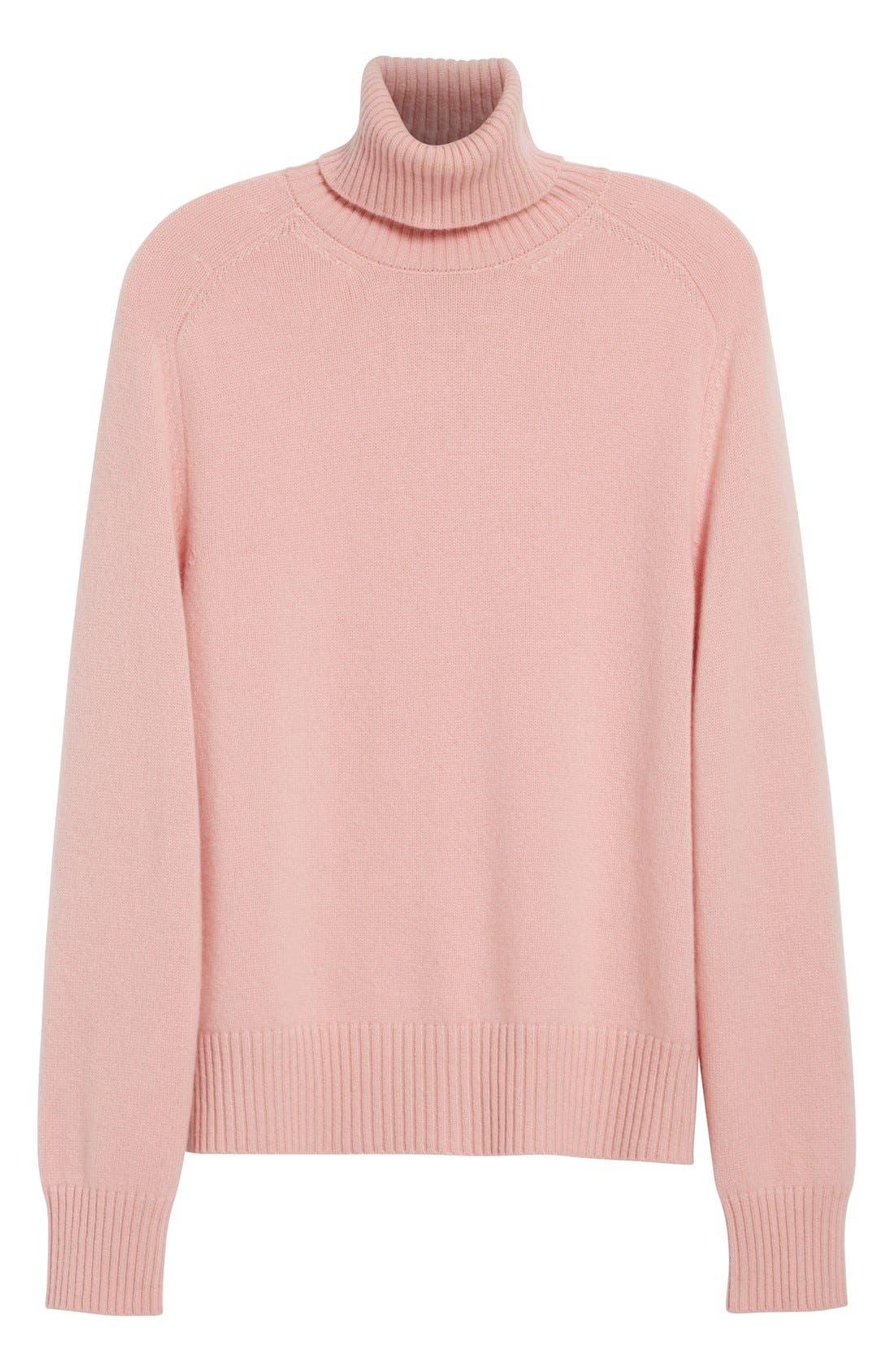 Alternate Image 4  - Tomas Maier Cashmere Turtleneck Sweater