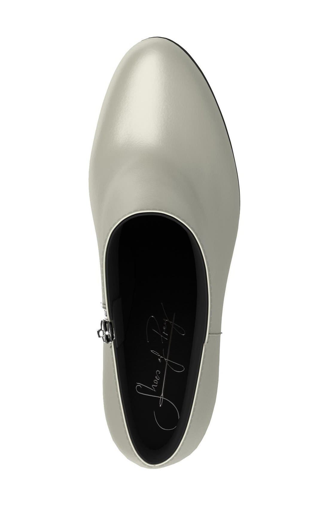 Alternate Image 5  - Shoes of Prey Block Heel Bootie (Women)