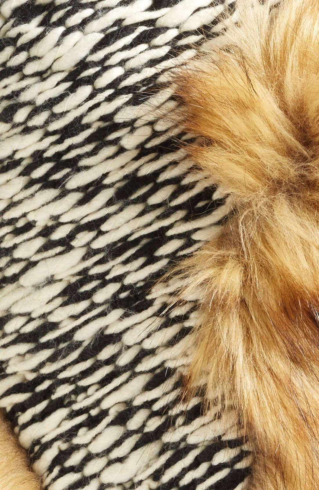 Alternate Image 2  - Free People Wild Things Faux Fur Trapper Hat