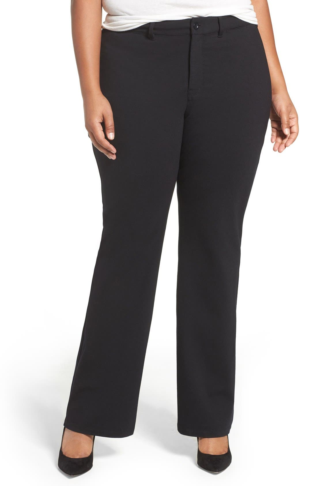 NYDJ Isabella Stretch Trousers (Plus Size)