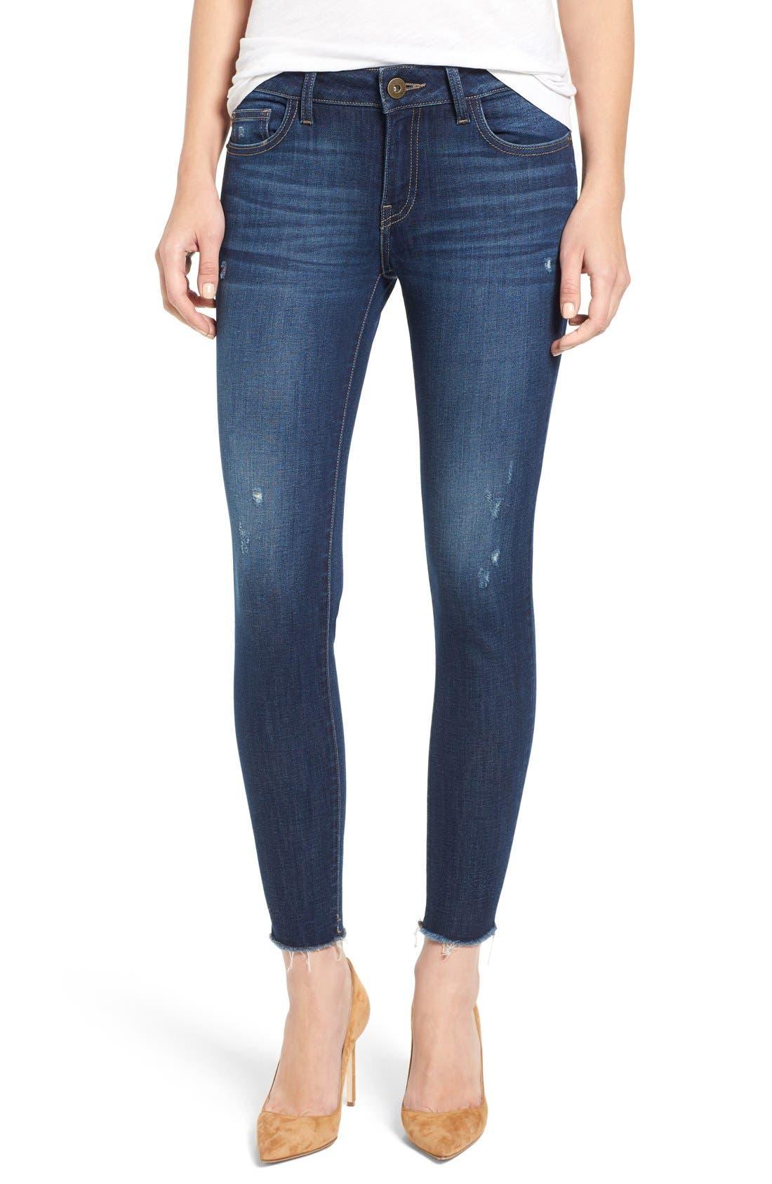DL1961 Wagner Skinny Jeans (Blade) (Petite)