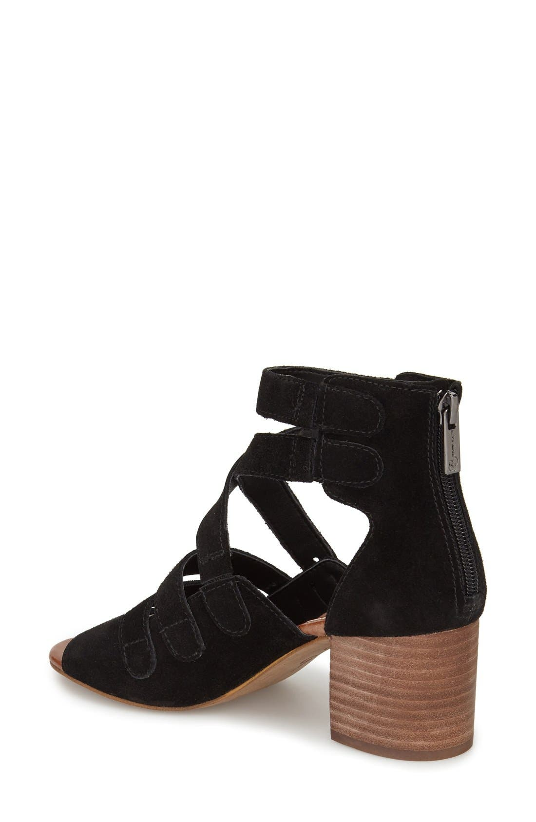 Alternate Image 2  - Jessica Simpson Halacie Ankle Strap Sandal (Women)
