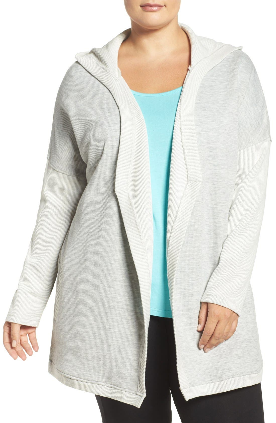 Marika Curves Colletee Cardigan (Plus Size)