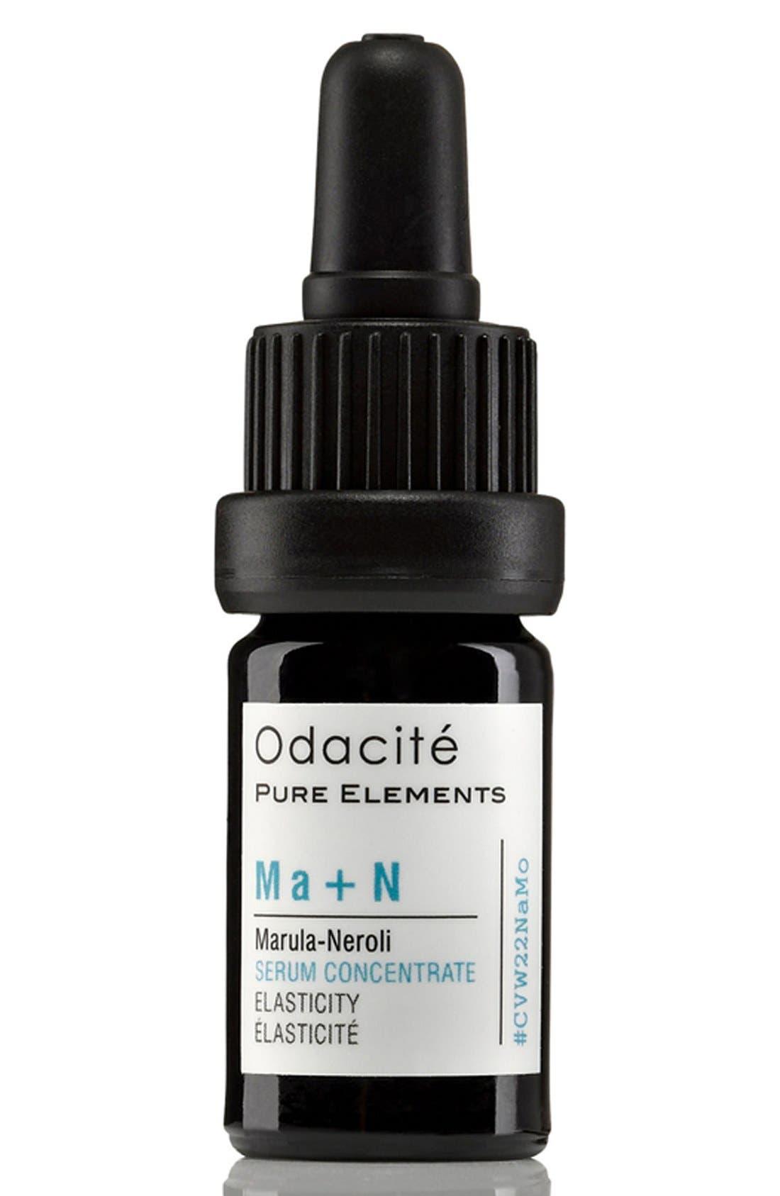 Odacité Ma + N Marula-Neroli Elasticity Serum Concentrate