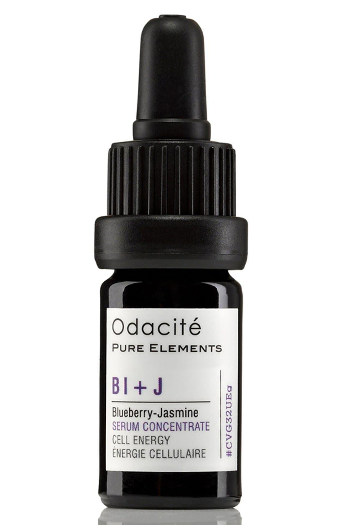 Odacité Bl + J Blueberry-Jasmine Cell Energy Serum Concentrate