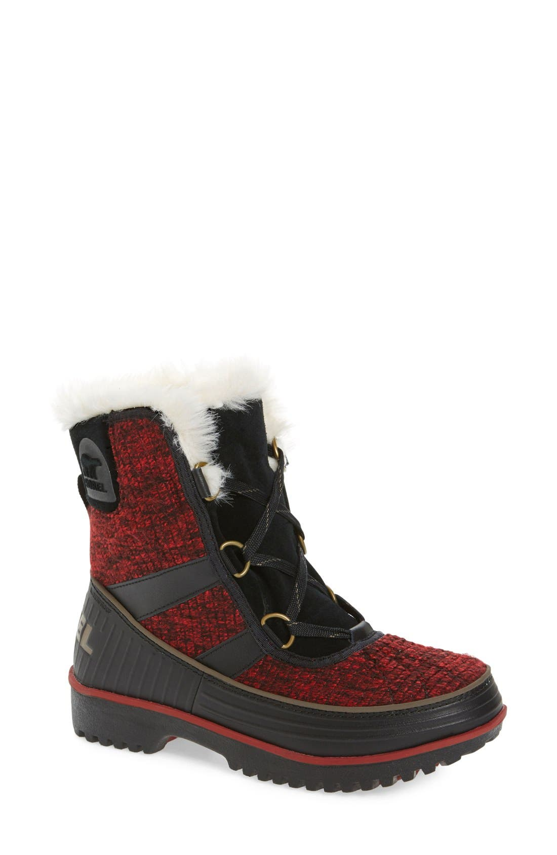 Alternate Image 1 Selected - SOREL 'Tivoli II' Waterproof Boot (Women)