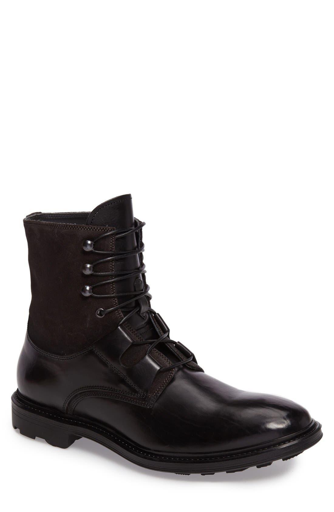 To Boot New York Duncan Plain Toe Boot (Men)