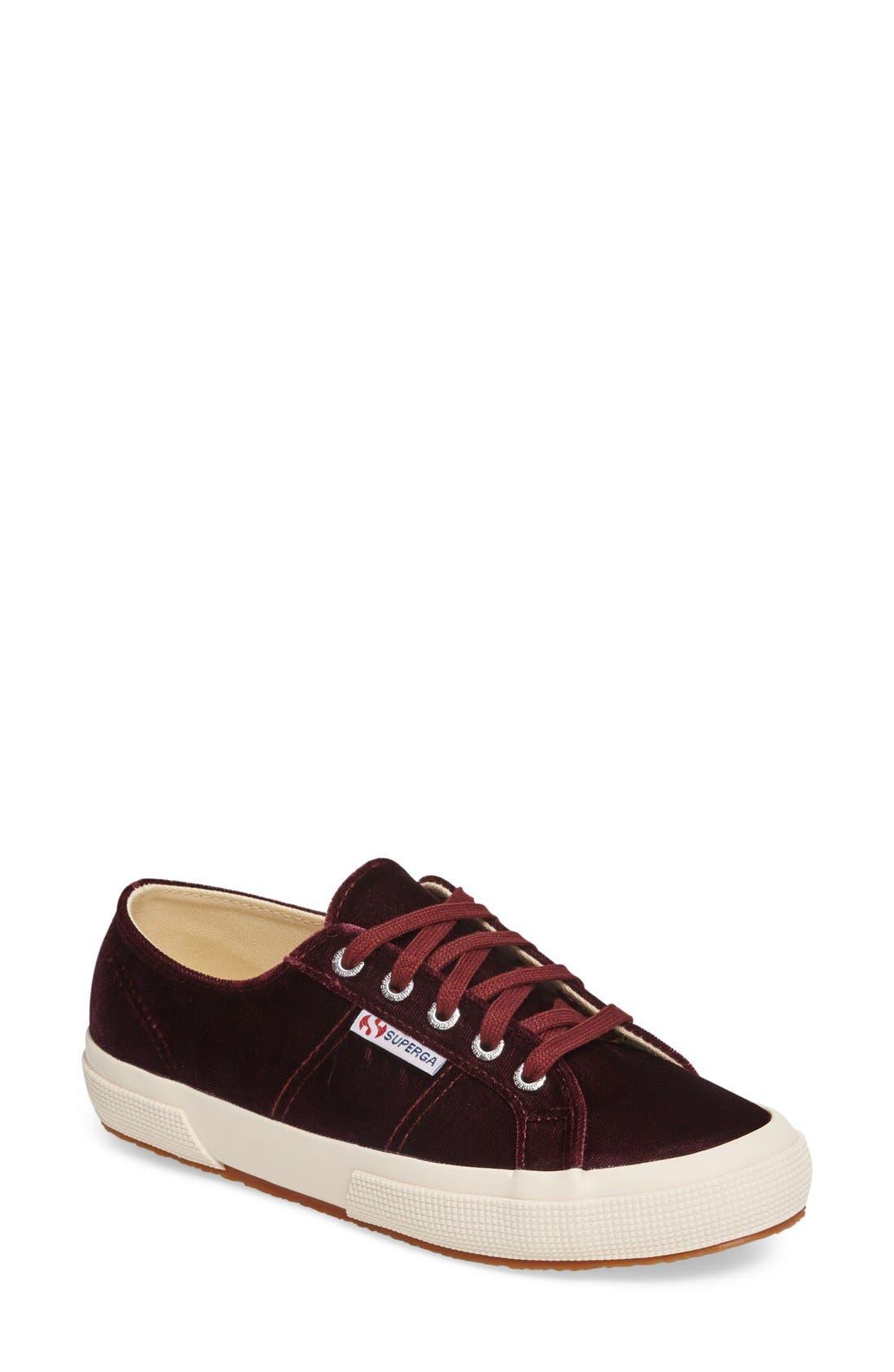 Superga 2750 Lace-Up Sneaker (Women)