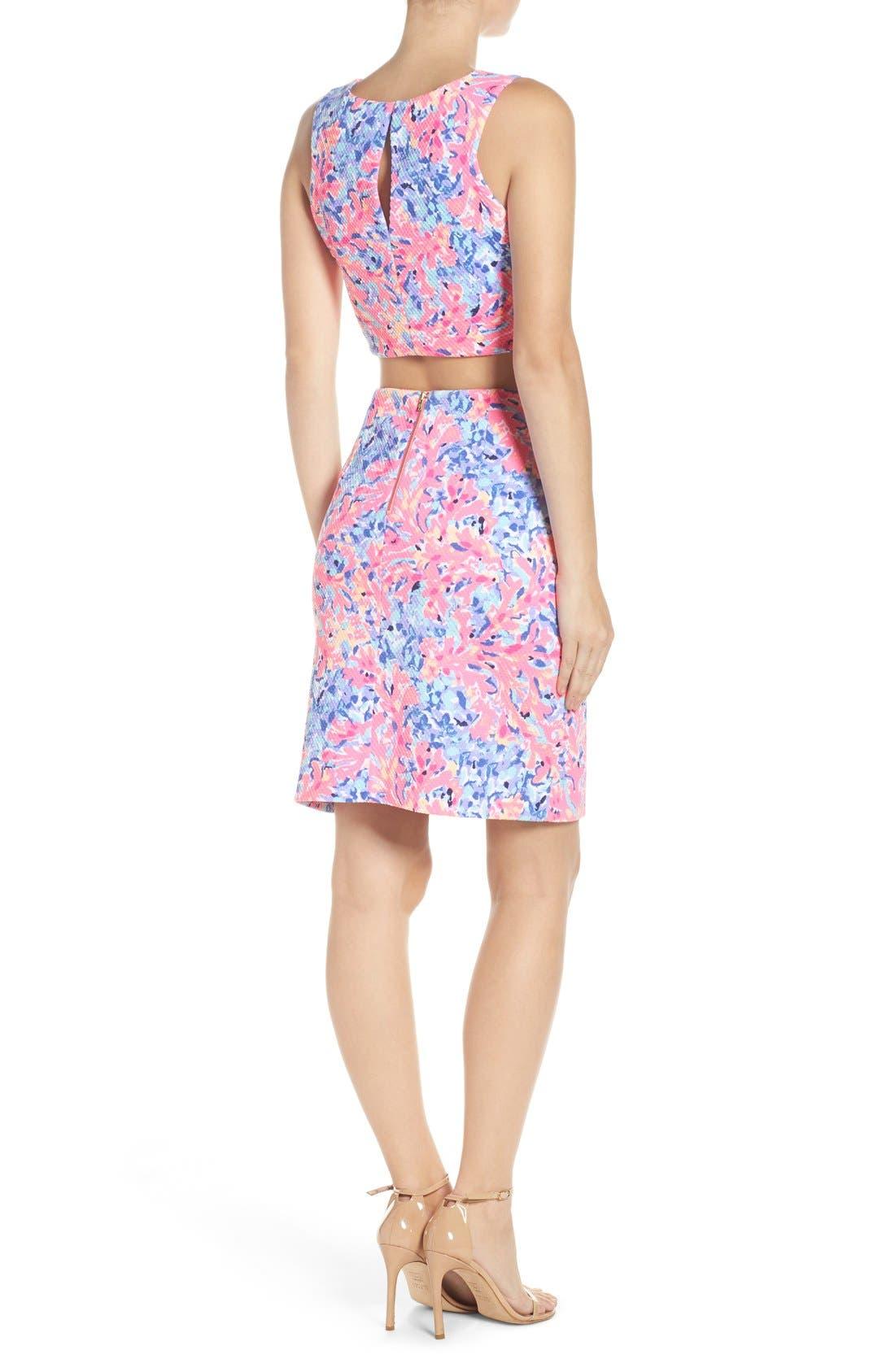 Alternate Image 3  - Lilly Pulitzer® Mallika Two-Piece Dress