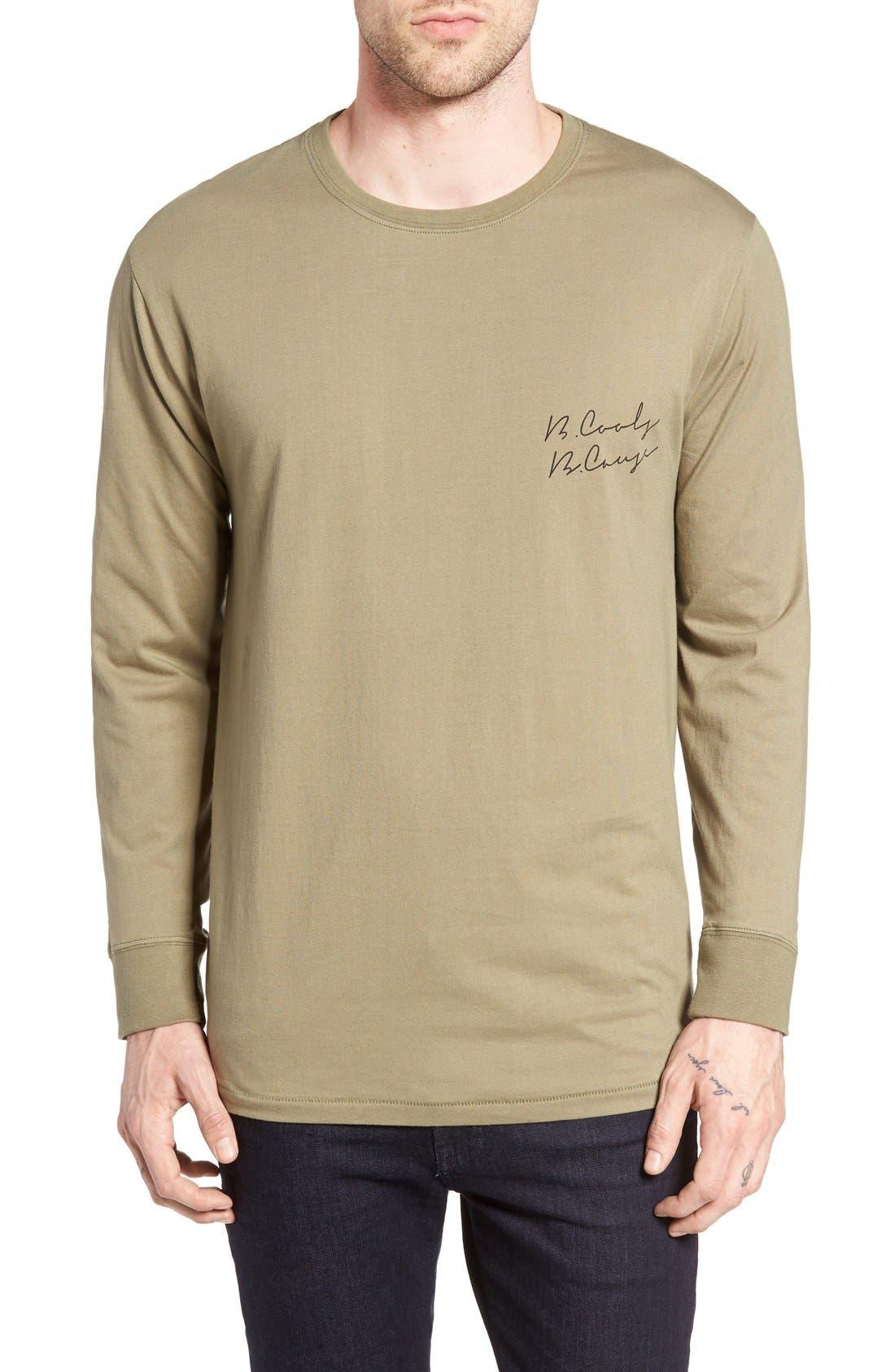 BARNEY COOLS B. Cools B. Cause Graphic T-Shirt