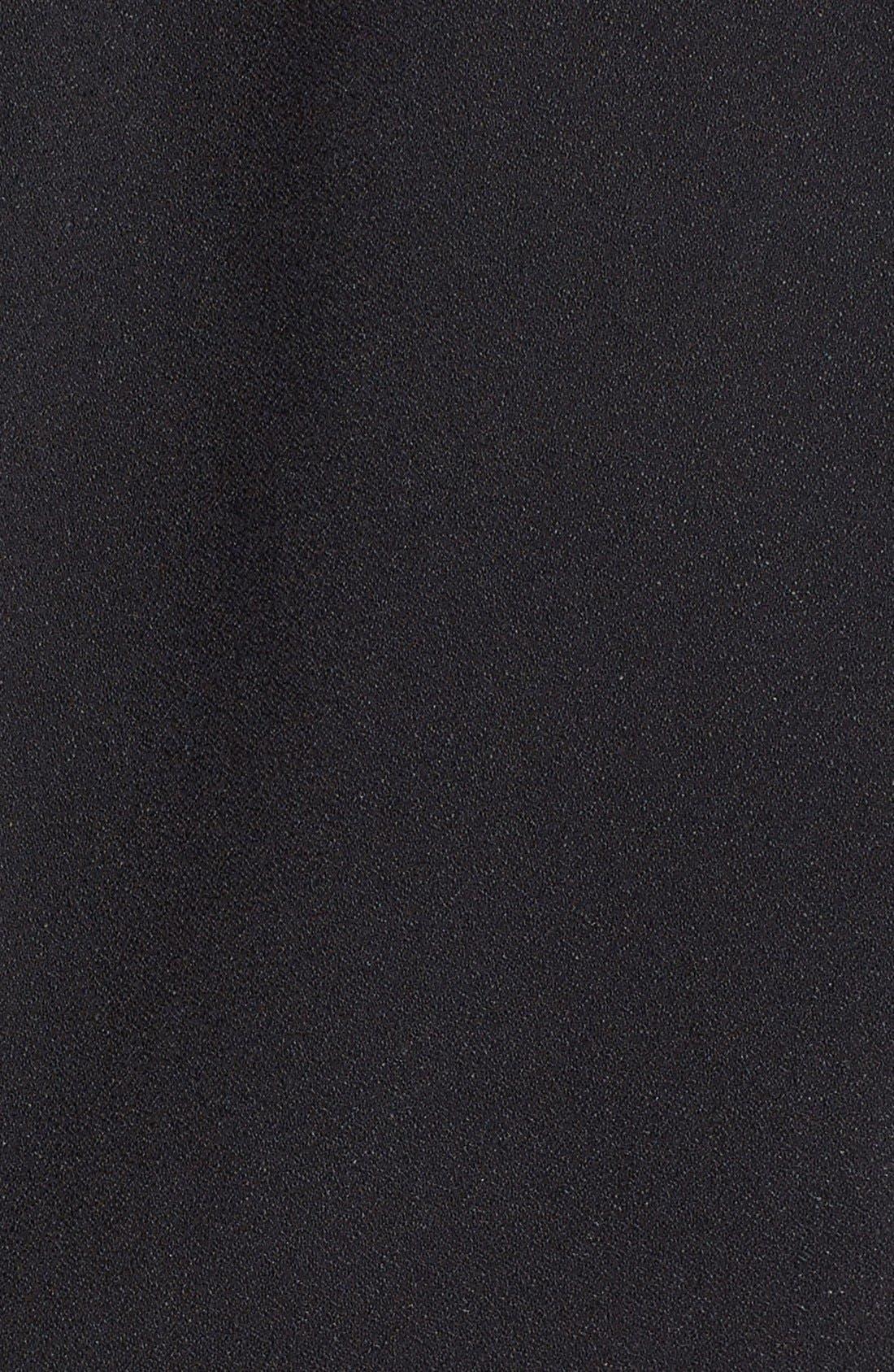 Alternate Image 3  - Dolce&Gabbana Rose Print Cady Top