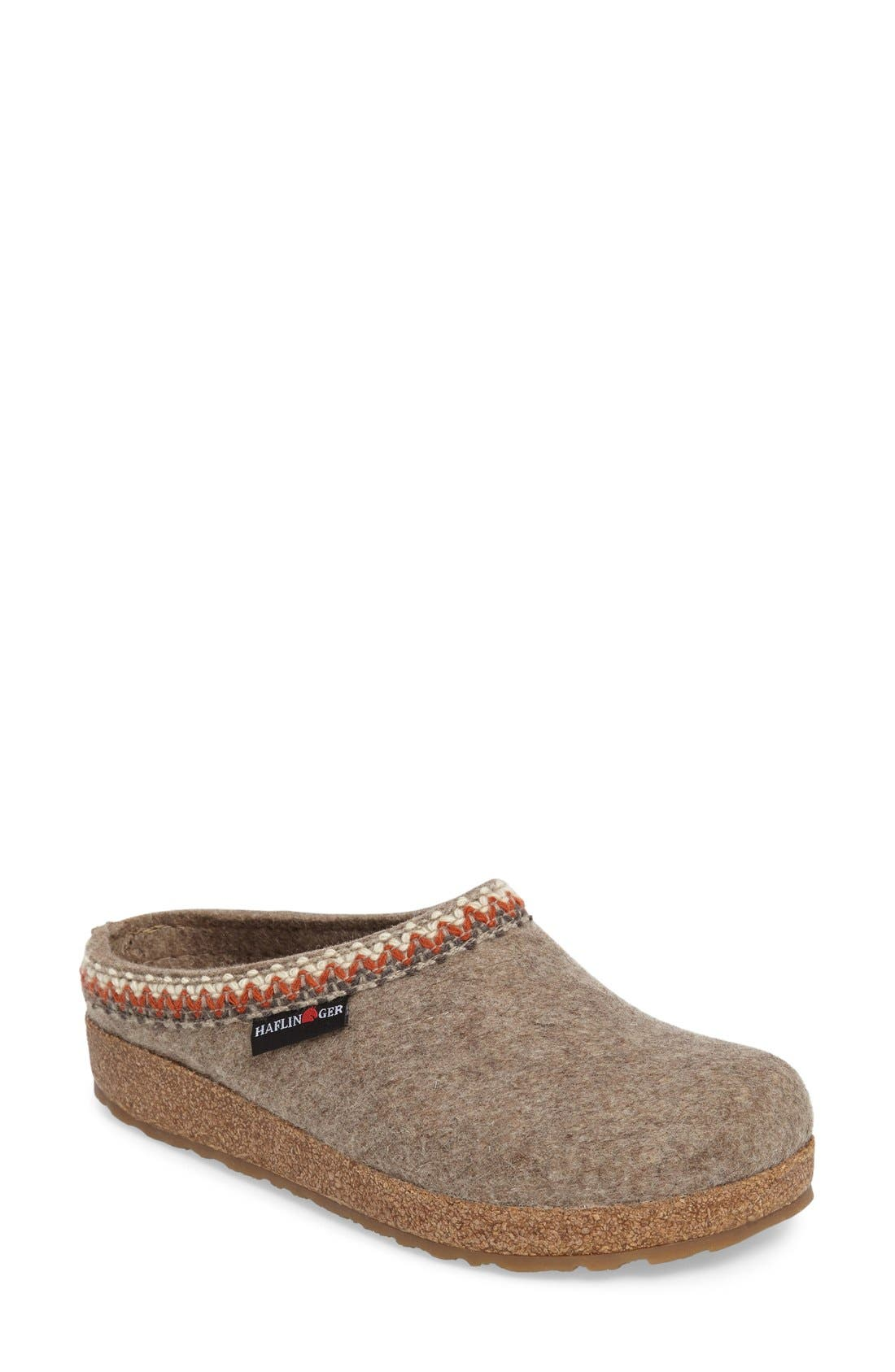 Haflinger Zigzag Slipper (Women)