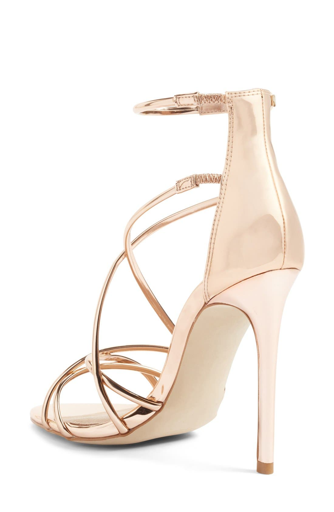 Alternate Image 2  - Steve Madden Satire Strappy Sandal (Women)