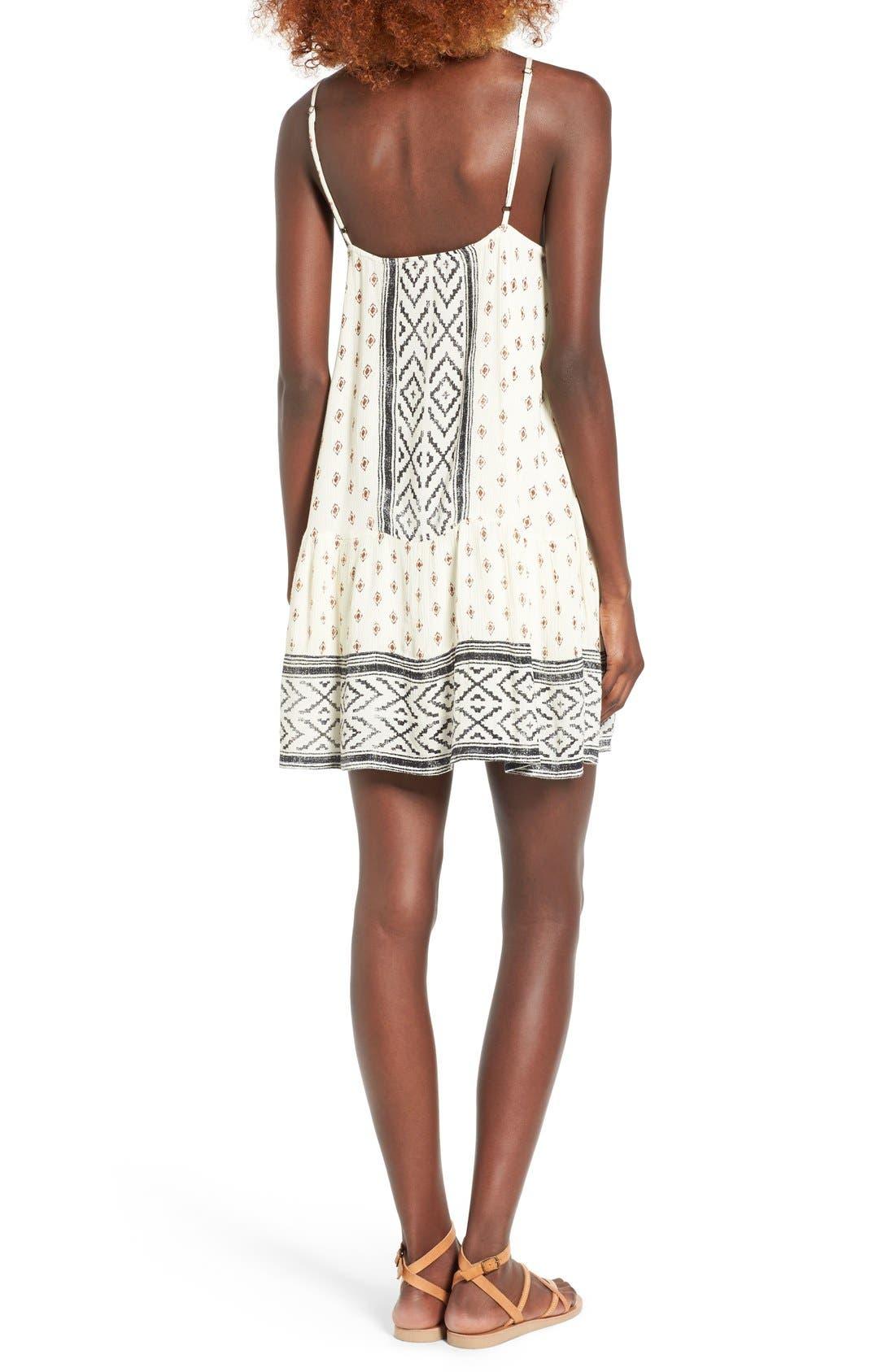 Alternate Image 2  - O'Neill Minni Print Dress