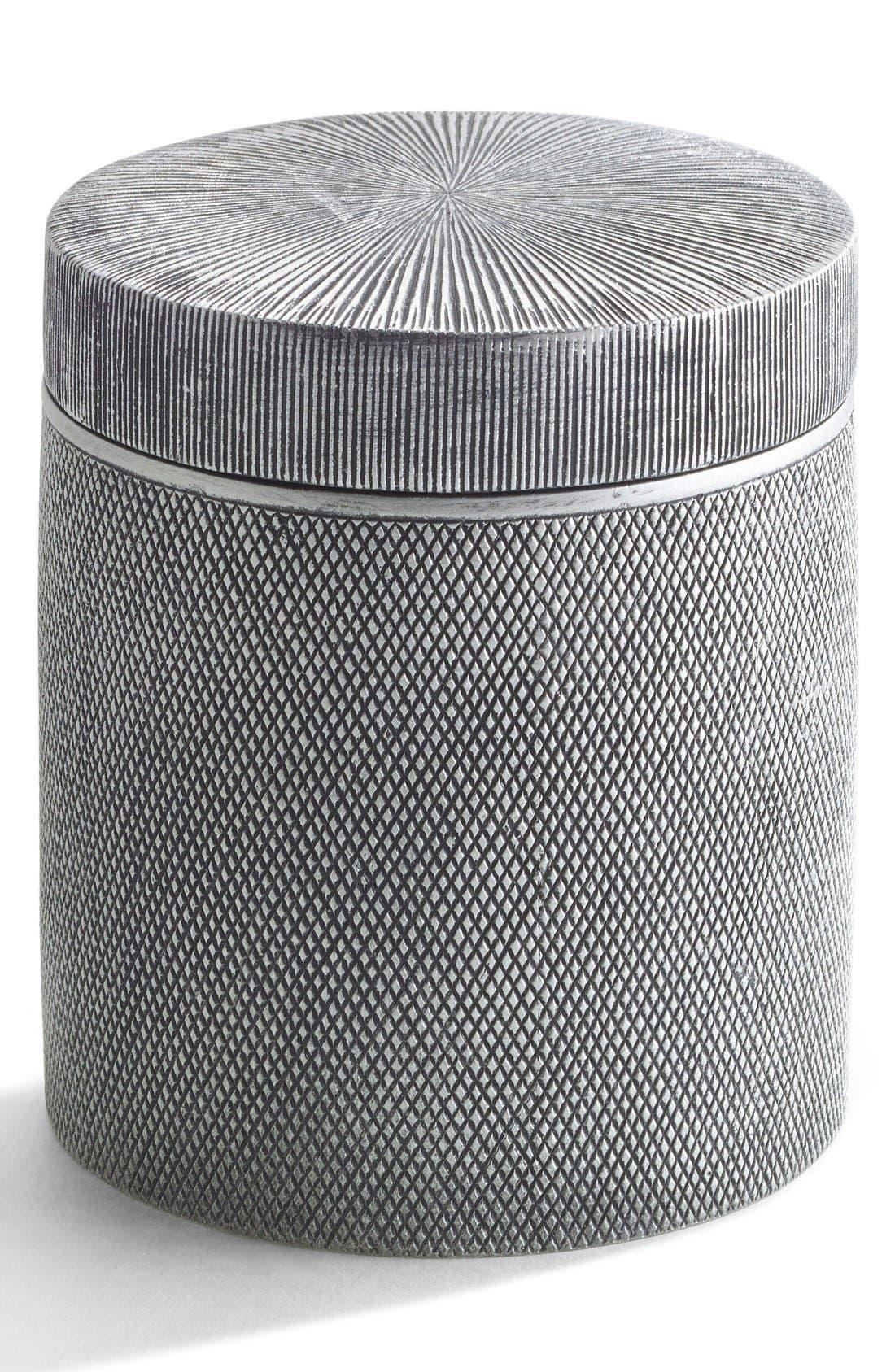 KASSATEX Etched Cotton Jar