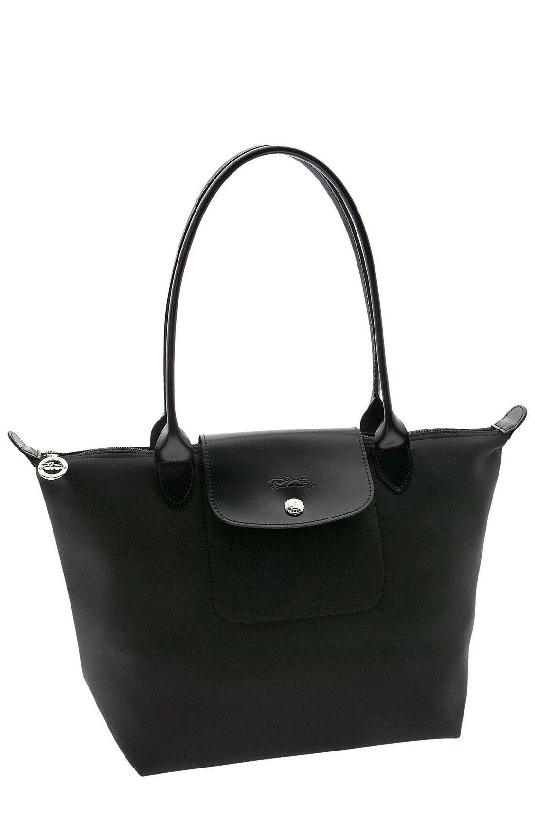 Alternate Image 1 Selected - Longchamp 'Small Planetes' Tote